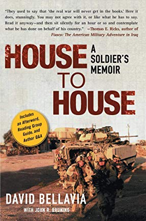 House to House: A Soldier's Memoir Cover