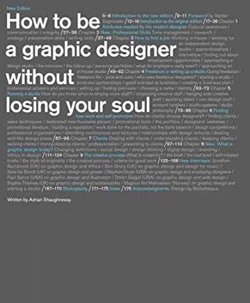 How to Be a Graphic Designer Without Losing Your Soul [HT BE A GRAPHIC DESIGNER W/O L] [Paperback] Cover