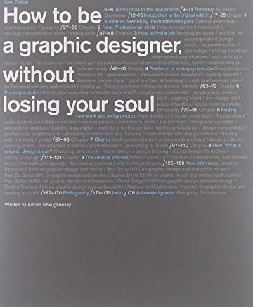 How to Be a Graphic Designer without Losing Your Soul (New Expanded Edition) Cover
