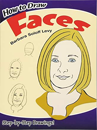 How to Draw Faces (Dover How to Draw) Cover