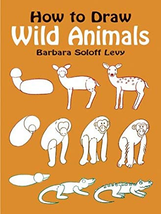 How to Draw Wild Animals (Learn to Draw) Cover