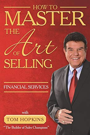 How to Master the Art of Selling Financial Services Cover