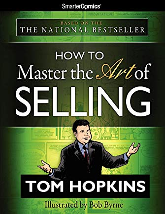 How to Master the Art of Selling from SmarterComics Cover