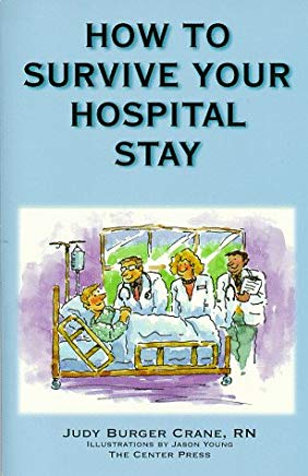 How to Survive Your Hospital Stay Cover