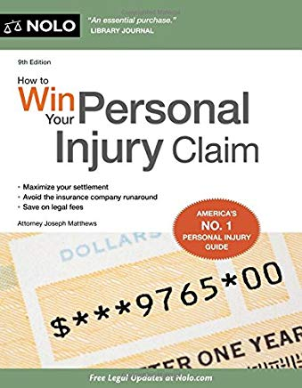 How to Win Your Personal Injury Claim Cover