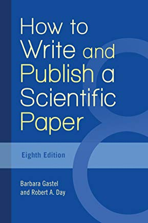 How to Write and Publish a Scientific Paper, 8th Edition Cover