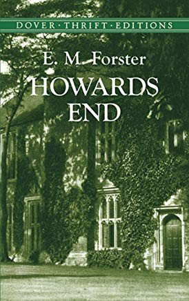 Howards End (Dover Thrift Editions) Cover