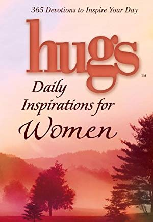 Hugs Daily Inspirations for Women: 365 devotions to inspire your day (Hugs Series) Cover