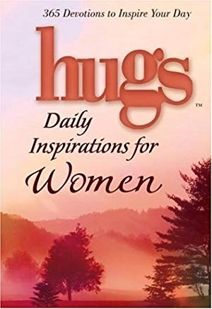 Hugs Daily Inspirations for Women: 365 Devotions to Inspire Your Day (Hugs) Cover