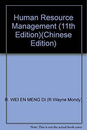 Human Resource Management (11th Edition)(Chinese Edition) Cover