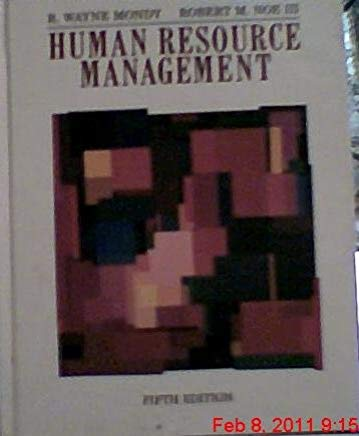 Human Resource Management Cover