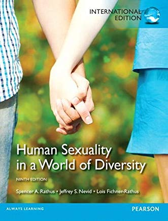 Human Sexuality in a World of Diversity Cover
