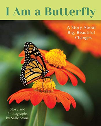 I Am a Butterfly: A Story About Big, Beautiful Changes Cover