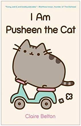 I Am Pusheen the Cat (A Pusheen Book) Cover