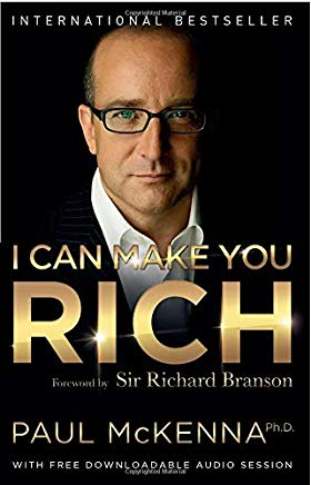 I Can Make You Rich Cover