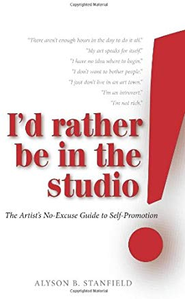 I'd Rather Be in the Studio! Cover