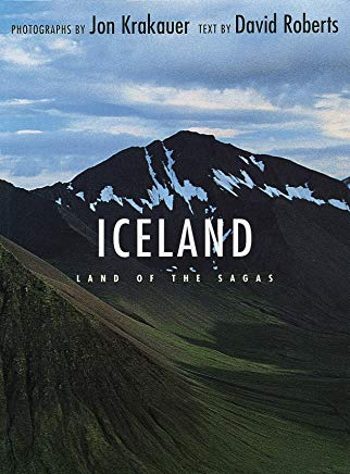 Iceland: Land of the Sagas Cover
