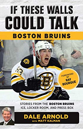 If These Walls Could Talk: Boston Bruins Cover
