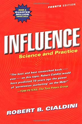 Influence: Science and Practice (4th Edition) Cover