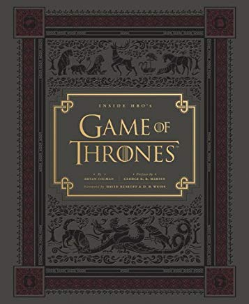 Inside HBO's Game of Thrones: Seasons 1 & 2 Cover