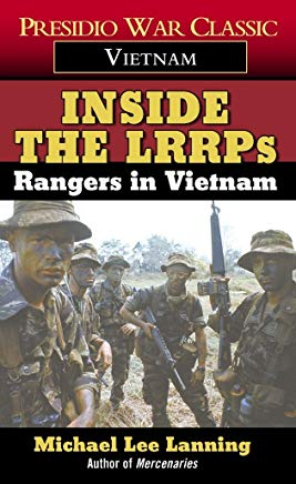 Inside the LRRPs: Rangers in Vietnam Cover