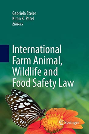 International Farm Animal, Wildlife and Food Safety Law Cover