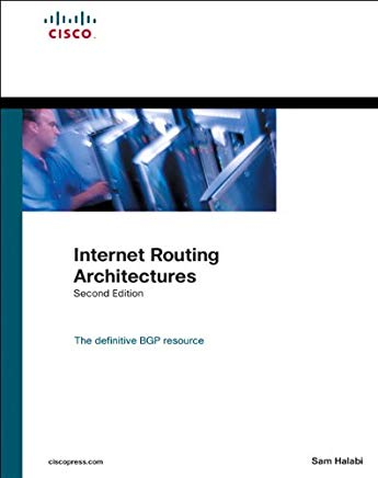 Internet Routing Architectures (2nd Edition) Cover