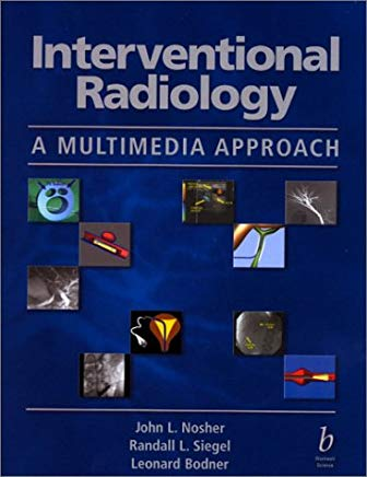 Interventional Radiology: A Multimedia Approach (Book with 2 CD-ROM for Windows) Cover