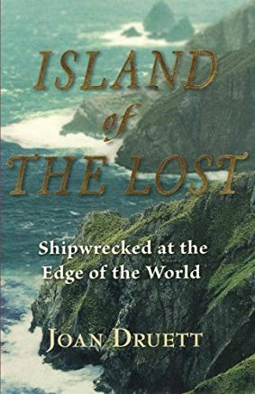 Island of the Lost: Shipwrecked at the Edge of the World Cover