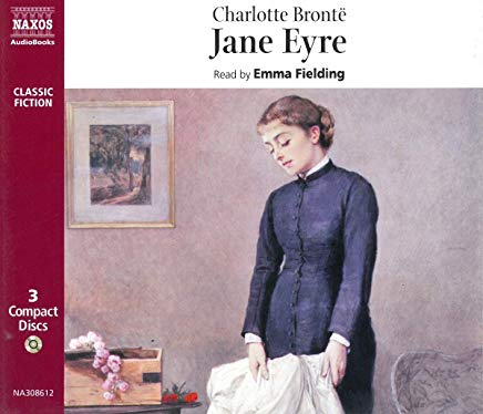 Jane Eyre (Naxos Classic Fiction) Cover