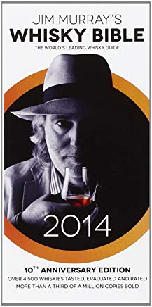 Jim Murray's Whisky Bible 2014 Cover