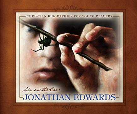 Jonathan Edwards (Christian Biographies for Young Readers) Cover