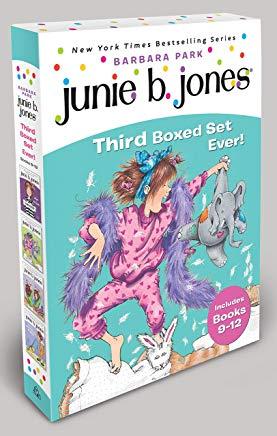 Junie B. Jones's Third Boxed Set Ever! (Books 9-12) Cover