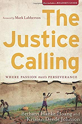 Justice Calling Cover