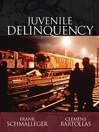 Juvenile Delinquency Instructor's Annotated Edition Cover