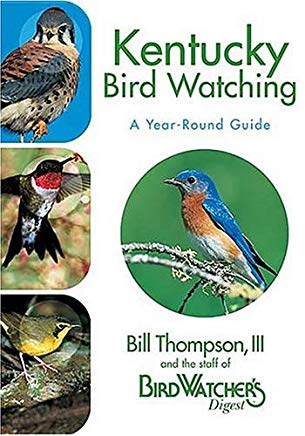 Kentucky Bird Watching: A Year-Round Guide Cover