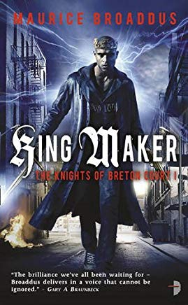 King Maker Cover