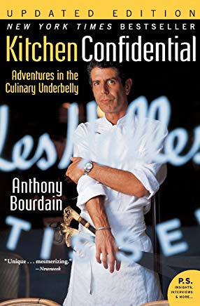 Kitchen Confidential Updated Edition: Adventures in the Culinary Underbelly (P.S.) Cover