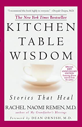 Kitchen Table Wisdom: Stories that Heal, 10th Anniversary Edition Cover