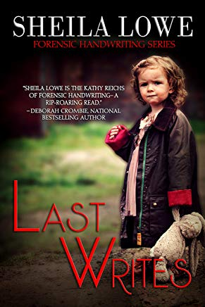 Last Writes (Forensic Handwriting Mystery Book 4) Cover