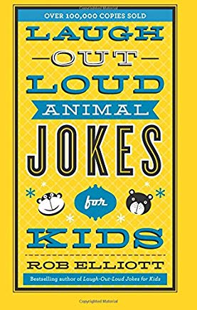 Laugh-Out-Loud Animal Jokes for Kids (Laugh-out-loud Jokes for Kids) Cover