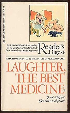 Laughter, The Best Medicine Cover
