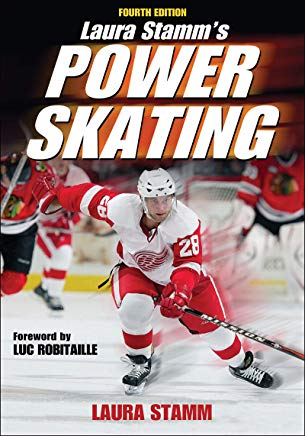 Laura Stamm's Power Skating Cover