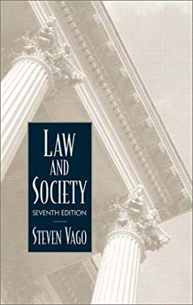 Law and Society (7th Edition) Cover