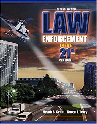Law Enforcement in the 21st Century Cover