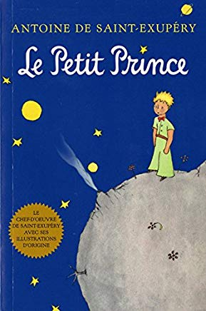 Le Petit Prince (French Language Edition) Cover