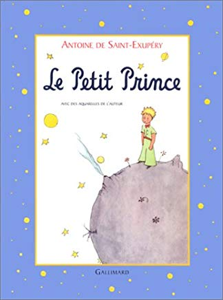 Le Petit Prince (grand format) Cover