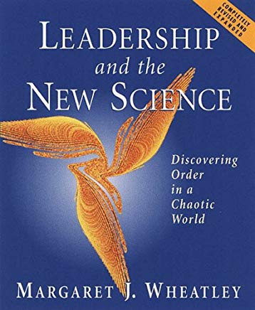 Leadership and the New Science Cover