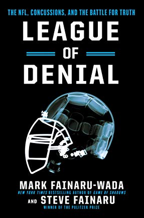 League of Denial: The NFL, Concussions, and the Battle for Truth Cover