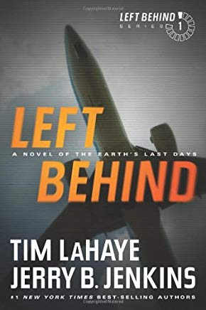 Left Behind: A Novel of the Earth's Last Days Cover